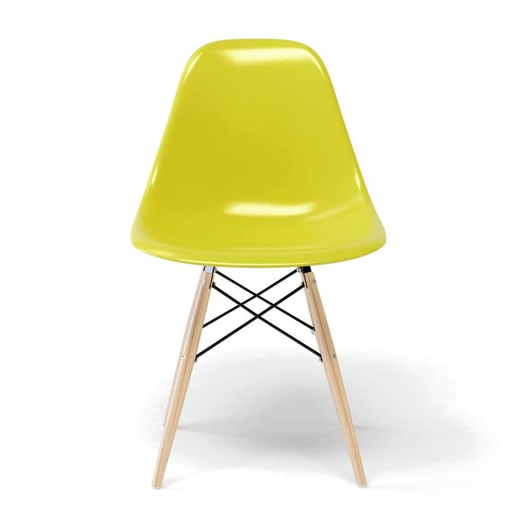 Les 53 meilleures images du tableau salon table sur for Chaise dsw moutarde