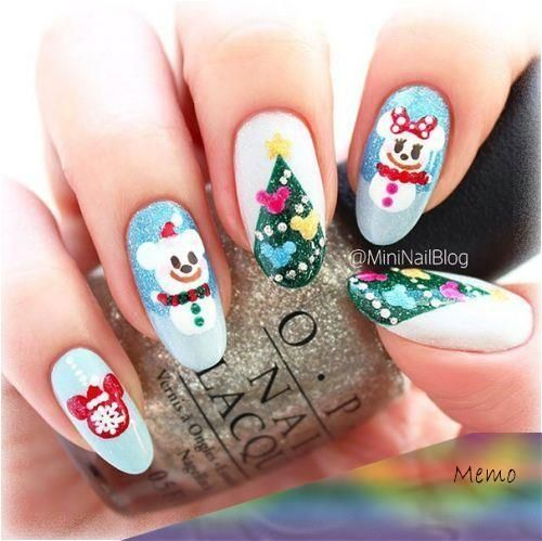 Christmas Nails For Kids Nails Christmas Nails For Kids Nails Christmas Nails Acrylic Christmas Nails Easy Christmas Nails Desig