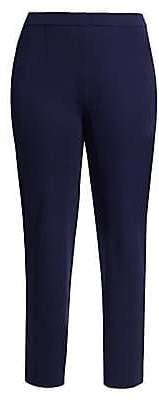Misook Misook, Plus Size Women's Tailored Straight-Leg Pants 3