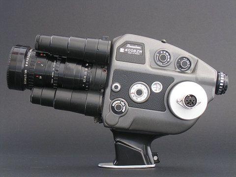 Beaulieu 4008 ZM 8mm film camera