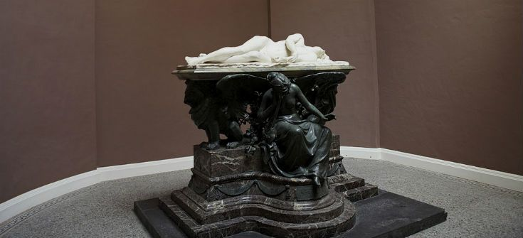 Univ B&B guests are welcome to visit our famed Shelley Memorial during their stay. Booking details at www.univ.ox.ac.uk