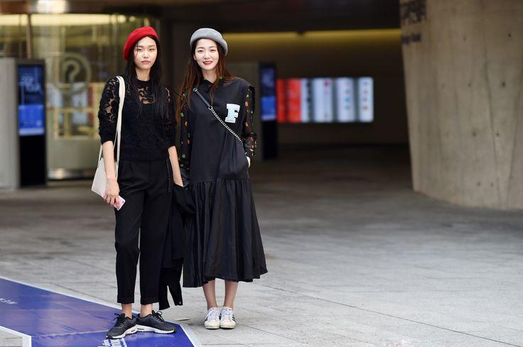 Women's Street Style by #Streetper  #streetstyle #streetfashion #fashion #fashionstyle #seoul #korea #womenswear #womensfashion #fall #fallstyle