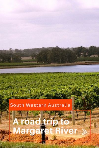 A discovery road trip to Margaret River, South Western Australia.