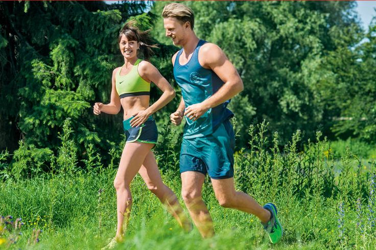 Mit FIT FOR FUN schaffen Sie endlich den Start in Ihr Läufer-Leben.  Wichtigster Tipp: Gehen Sie es locker an! Mit einem Mix aus Laufen und  Walken machen Sie schnell Fortschritte.