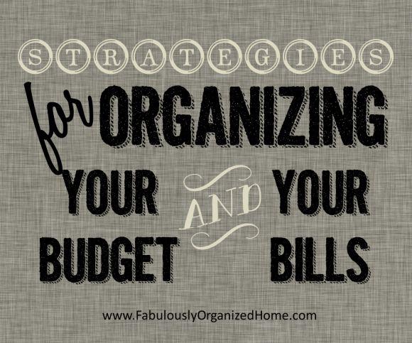 Finance + Bill Organization | Fabulously Organized Home - nicely analog! http://cloudincomebusiness.com/p=pin1