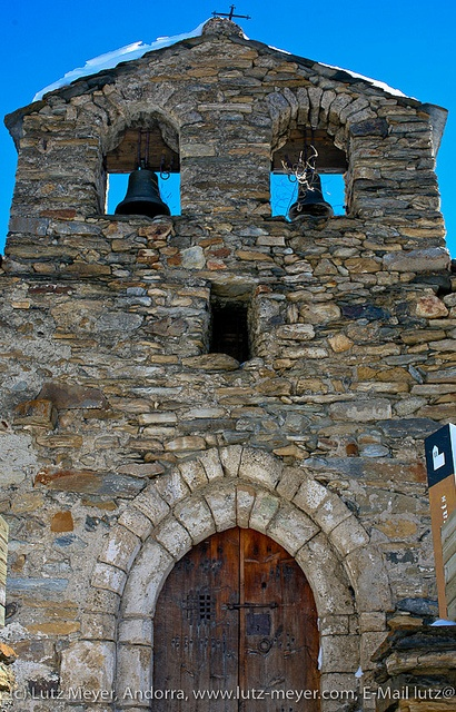 Esglesia Sant Miquel de Prats, Canillo, Andorra, Pyrenees