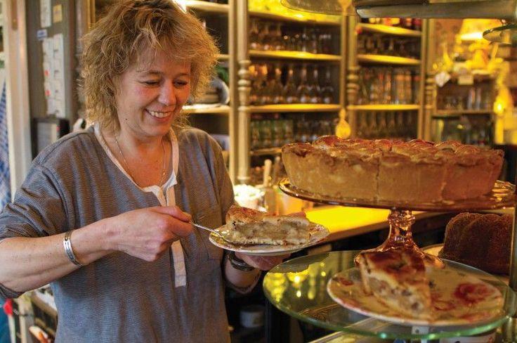 Knus, lekker en gezellig eten bij Inn de Knip te Den Hoorn.