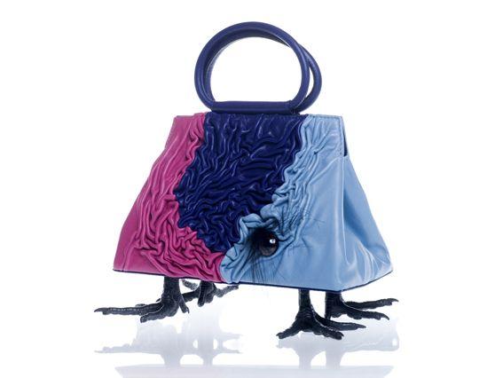 handbag - handmade in Belgium - www.awardt.be