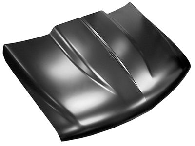 99-02 Chevy Silverado/Suburban/Tahoe Cowl Induction Style Hood at Carolina Classic Trucks
