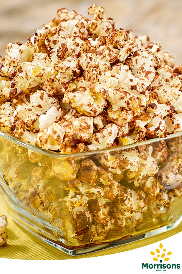 In the mood for adventure? Try our Vegan, Gluten & Dairy Free Chocolate and maple popcorn recipe from our Emotion Cookbook