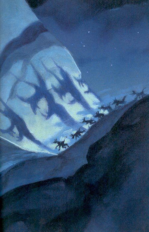 The Lion King.  Concept Art via The Disney Animation Archive.