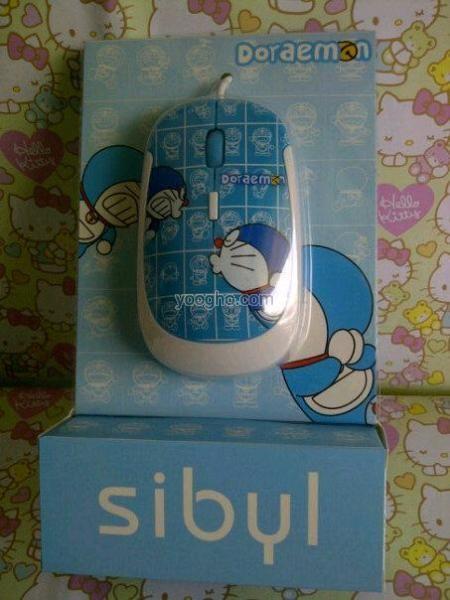 Mouse Doraemon