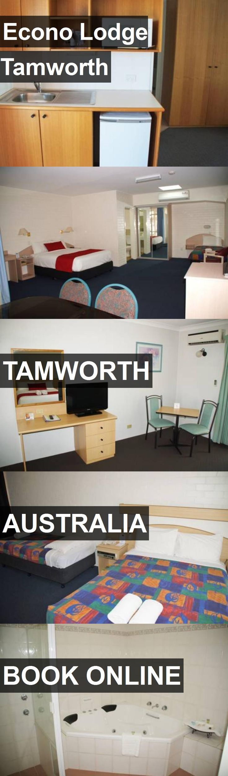 Hotel Econo Lodge Tamworth in Tamworth, Australia. For more information, photos, reviews and best prices please follow the link. #Australia #Tamworth #EconoLodgeTamworth #hotel #travel #vacation