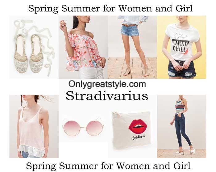 Brand Stradivarius style spring summer 2016 for women