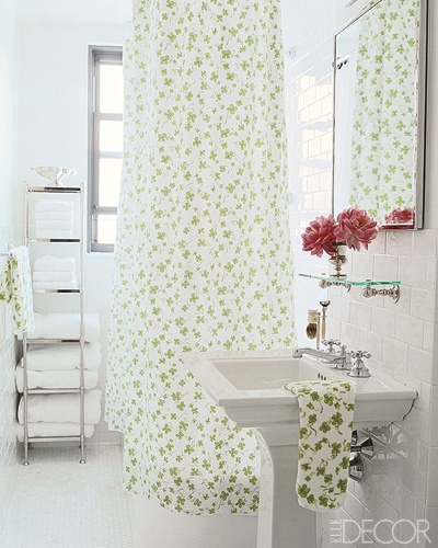 Small Bathrooms Elle Decor 337 best home: small bathrooms images on pinterest | bathroom