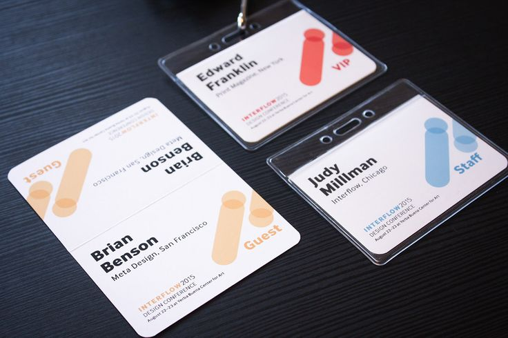 Interflow Design Conference on Behance