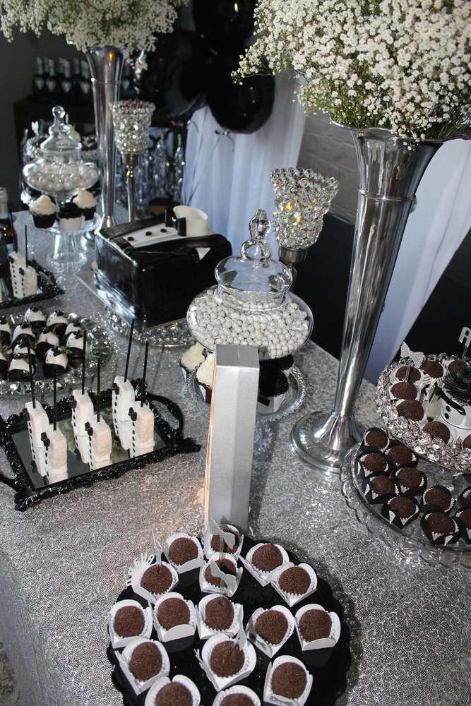 Tuxedo Birthday Party Ideas | Photo 1 of 19 | Catch My Party