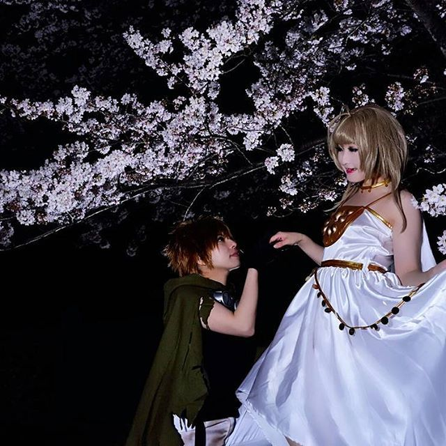 【kiritanpo_umyaaa】さんのInstagramをピンしています。 《【ツバサ-RESERVoir CHRoNiCLE-】 『君だけが、世界の全て。』 Title:Tsubasa Chronicles Character:Sakura / Shaoran  サクラ姫:葉月神楽 小狼:ティオ Photo:創夜  #ツバサクロニクル #clamp #カードキャプターさくら #小狼  #xxxholic #tsubasachronicles #cardcaptorsakura #shaoran #sakurakinomoto #コスプレ #コスプレイヤー #cosplay #cosplayer  #桜 #夜桜 #blossom》