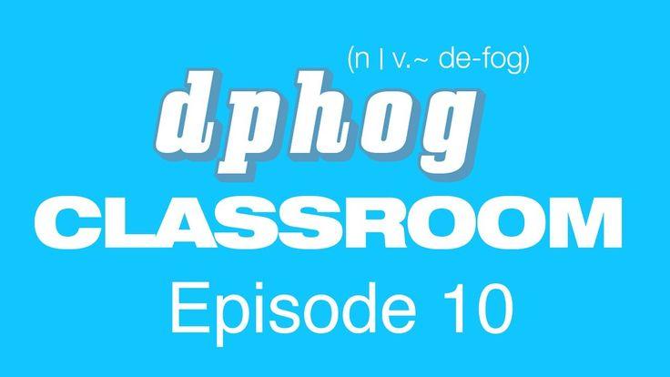 Classroom #10: Nicholas Koh
