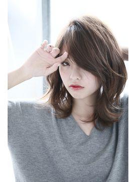 外ハネミディー【心斎橋店】 - 24時間いつでもWEB予約OK!ヘアスタイル10万点以上掲載!お気に入りの髪型、人気のヘアスタイルを探すならKirei Style[キレイスタイル]で。
