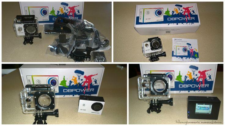 Action Camera DBPOWER - Blogs - Dimmicosacerchi - Campioni omaggio