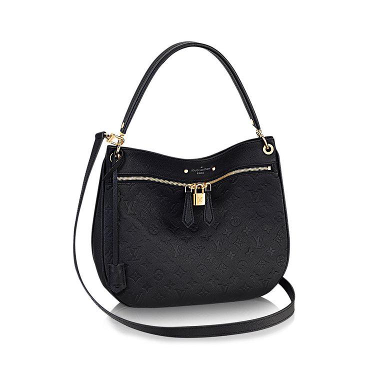 Spontini - Monogram Empreinte Leather - Handbags | LOUIS VUITTON