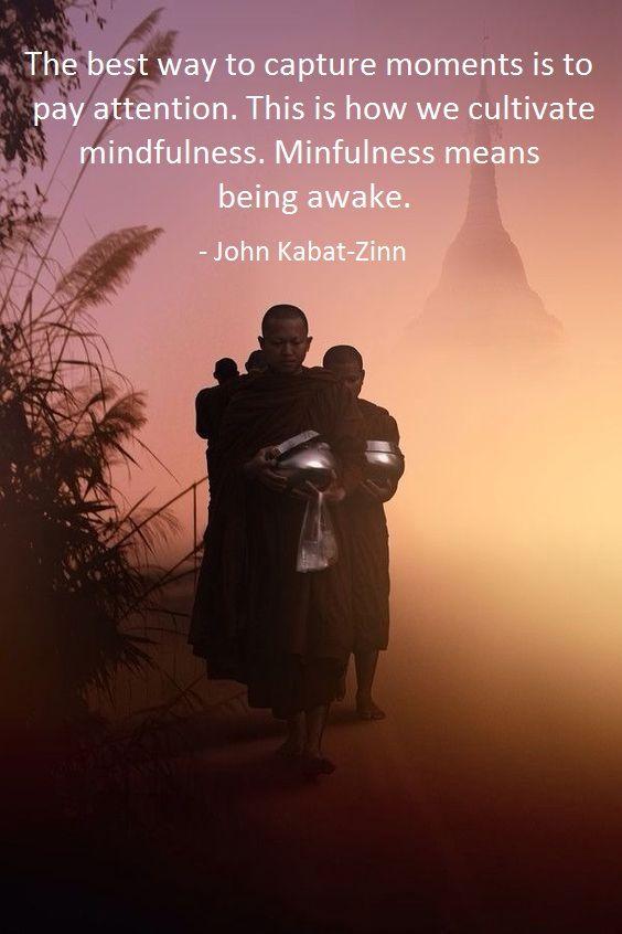 John Kabat-Zinn | www.pinterest.com/momentofblliss