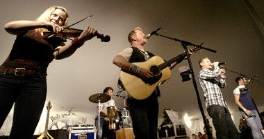 Michigan Irish Music Festival favorite Gaelic Storm, several new acts lead 2014 lineup