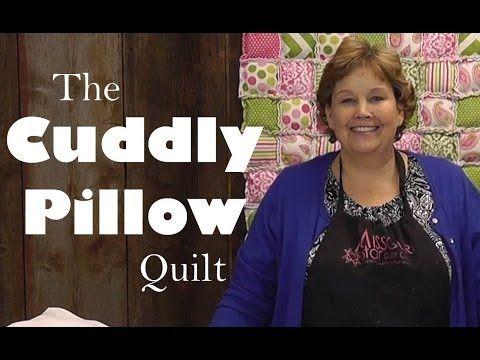 The Cuddly Pillow Quilt