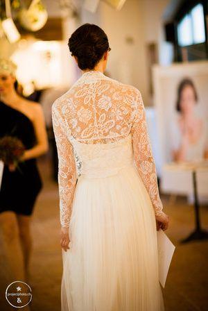 Shop I O S O Y Wedding Bolero Lace by IOSOY now on nelou.com. Plus 8600 more designs.