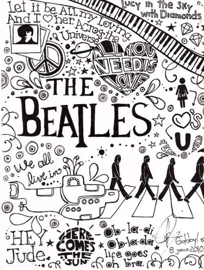 80 Best All Things Beatles Images