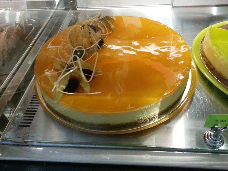 Suussasulavan herkullinen juustokakku