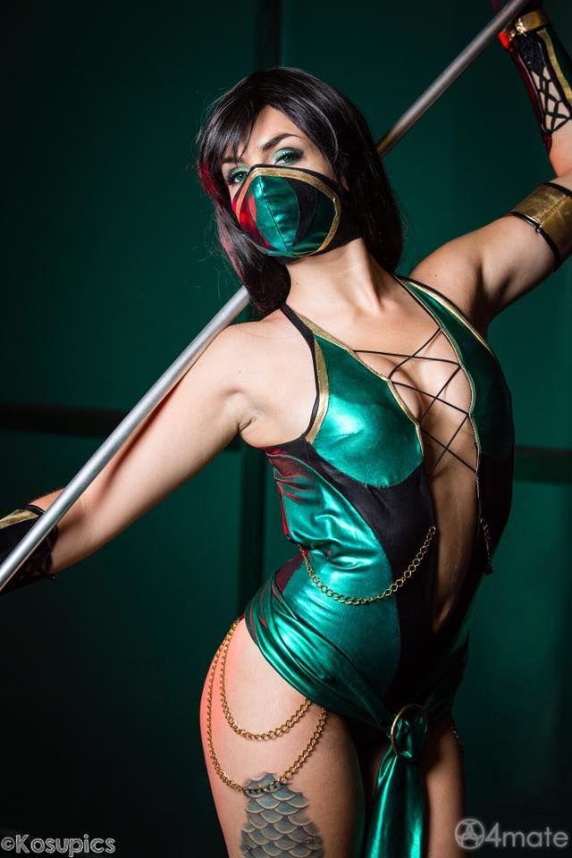 Nuna Cosplay Jade Cosplay Mortal Kombat Jade Cosplay