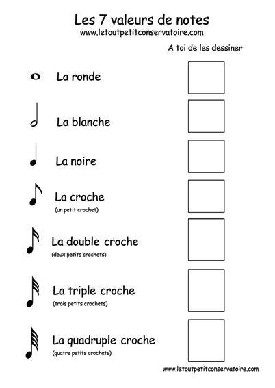 Bien connu Plus de 25 idées uniques dans la catégorie Note de musique dessin  MP17