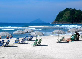 Praia Camburi – São Sebastião