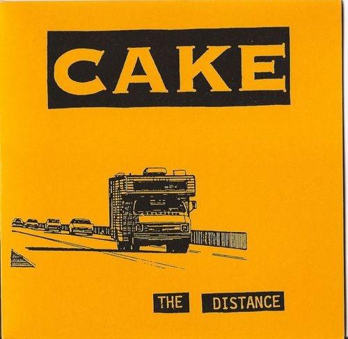 Cake: The Distance CDs 1996 (c) Capricorn