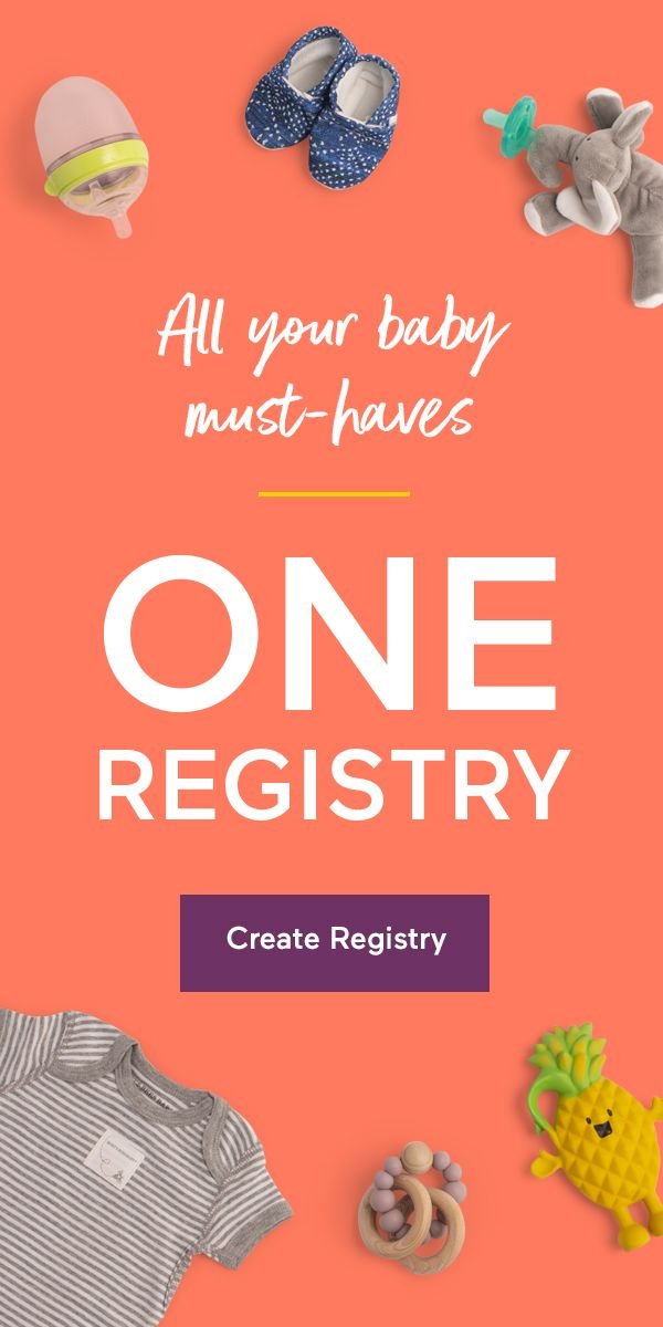 You can add anything to your baby registry with Babylist ...