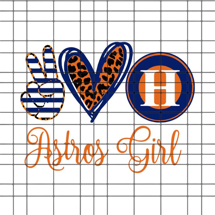 Download Astros girl SVG, DXF, EPS, PNG Instant Download | Peace ...
