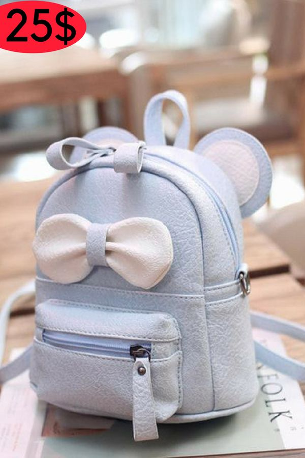 e1c690bb8a54 Bags - Cute Mickey Mouse High Quality Backpack   Bags & Wallets-Back ...