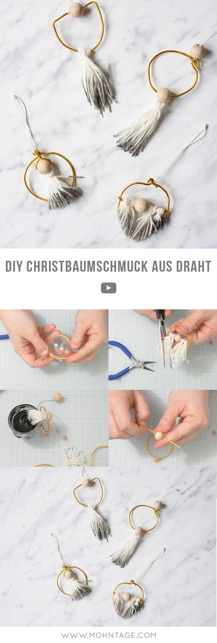 83 best Weihnachten ⭐ DIY images on Pinterest | Christmas diy ...