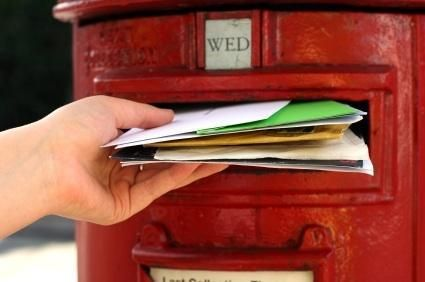 It will soon be time to post those all important #letters to #FatherChristmas