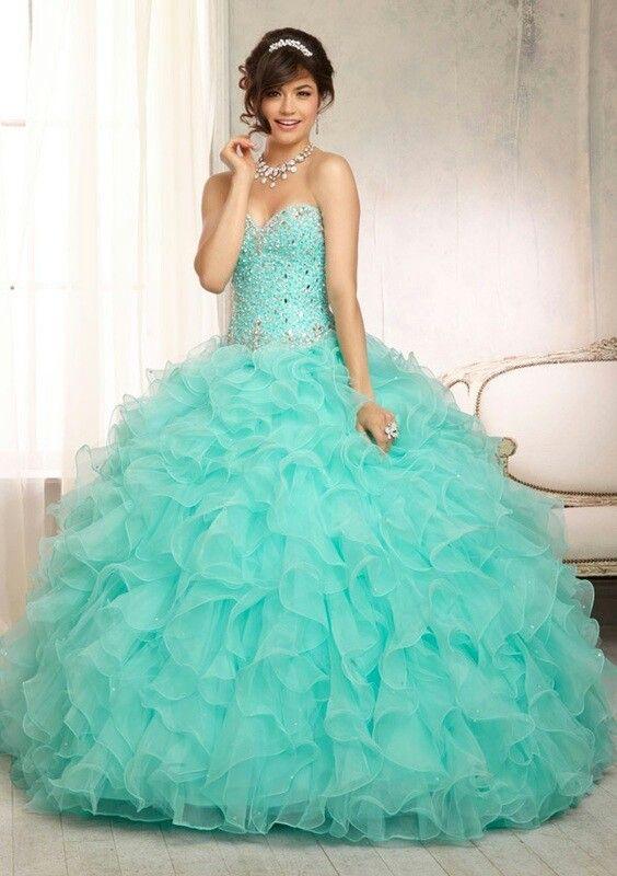 17  best images about Quinceañera Dresses on Pinterest | Prom ...