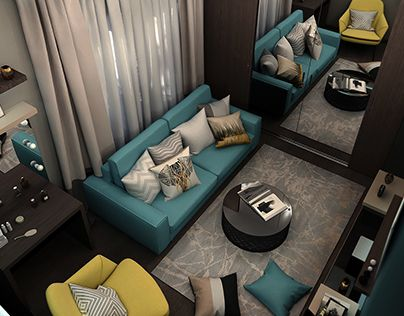 """Check out new work on my @Behance portfolio: """"Apartment for guys"""" http://be.net/gallery/50293225/Apartment-for-guys"""