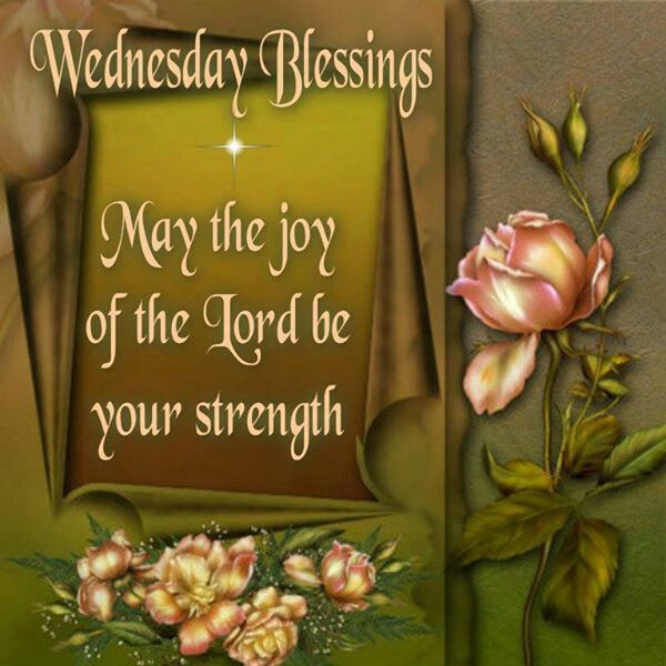 Good Morning Wednesday Messages