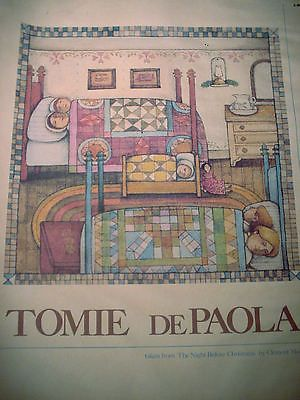 Tomie depaolas christmas tree book