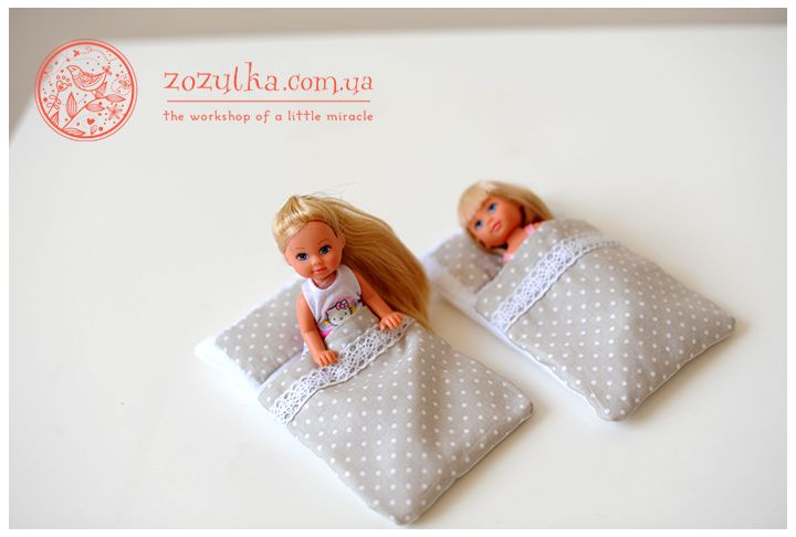 Sleeping bed for dolls - unique gift idea for children: https://www.etsy.com/listing/229033216/sleeping-bed-for-dolls-unique-gift-idea?ref=listing-shop-header-3