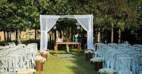 É possível se casar sem grana? Noivas dão dicas para gastar menos de R$ 3 mil - Fotos - R7 Casa e Família