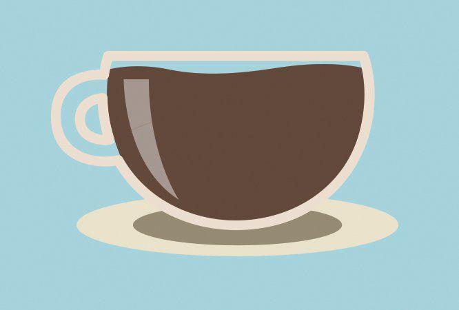 Se trata de un café preparado con la máquina expreso, pero con más agua en el…