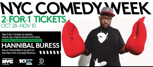 NYC Comedy Week