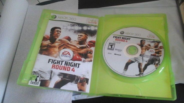 Fight Night Round 4 (Microsoft Xbox 360, 2009)